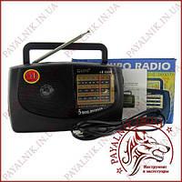 Радио KIPO KB-308AC AM/FM/TV/SW1/SW2