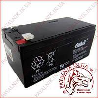 Аккумулятор свинцово-кислотный Casil 12V 3.3AH (CA1233)