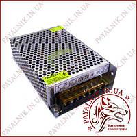 Блок питания 12v 10a 120w IP20 Металлический перфорированный (VST-120-12) (199*99*43)