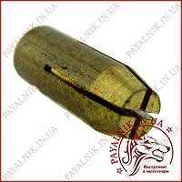 Цанга пряма для патрона (0,5 мм 0,8 мм 1мм 1,5 мм 2,4 мм 3,2 мм) 1 штука