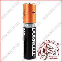 Батарейка Duracell 1.5V LR03, AAA, MN2400, alkaline