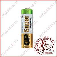 Батарейка Gp Super 1.5 V LR6, AA, 15A alkaline