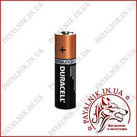 Батарейка Duracell 1.5 V LR6, MN1500, AA alkaline
