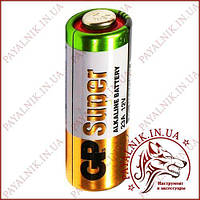 Батарейка Gp Alkaline 23A 12V 23AE-2C5, A23, MN21
