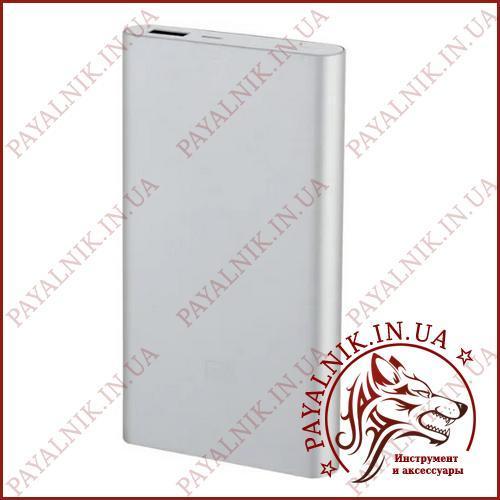 Портативная батарея Xiaomi Mi Power bank 10000mah Silver