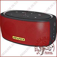Портативная колонка Awei Y210 NFC Bluetooth V4.2 Red