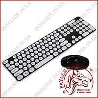Беспроводная клавиатура и мышка HK3960 (Бездротова клавіатура і мишка)