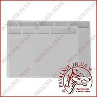 Антистатичний настільний килимок для пайки плат NT 828 (200*280мм)