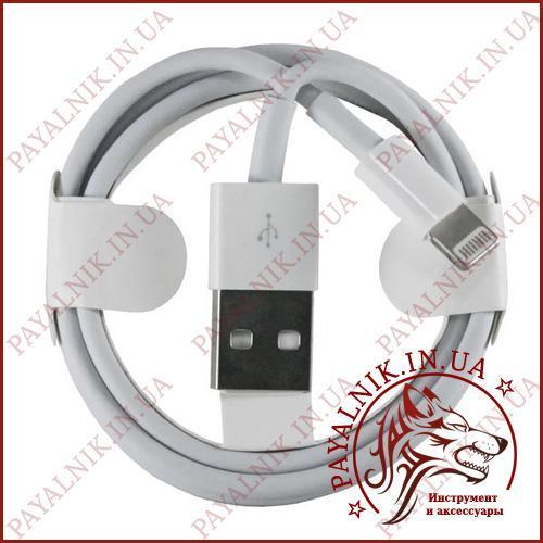 USB кабель Foxconn (USB to lightning) 1м в тех-упаковке