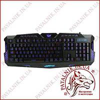 Клавиатура Vireo m200 с подсветкой + горячие кнопки