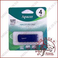 USB Flash 4Gb Apacer AH334 Blue
