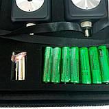 Набор сигнализаторов с пейджером 4 + 1 SF23799 в кейсе, фото 2