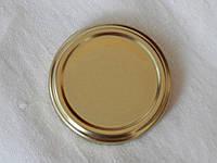 Крышка закаточная твист-офф размер 70 мм золото