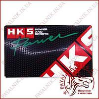 Автоковрик HKS (210*125)