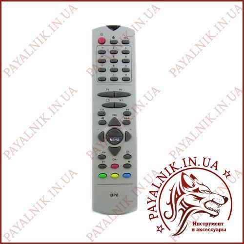 Пульт дистанционного управления для телевизора БЕРЕЗКА (модель ВР6) (PH2907) HQ