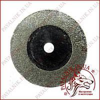 Круг металл 25мм/3мм алмазное напыление