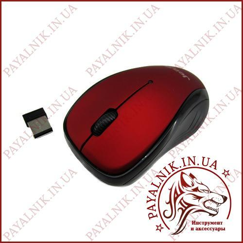 Мышка Jedel W920 Wireless Red