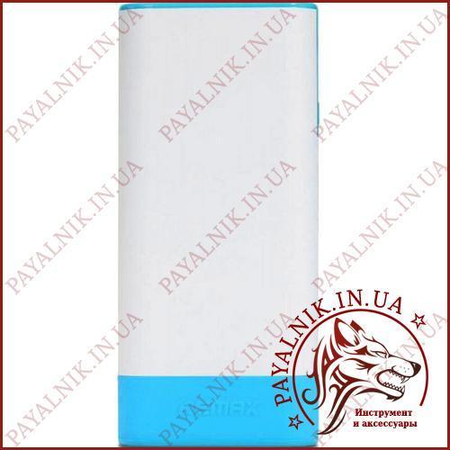 Портативная батарея REMAX Power bank Youth Series (RPL-19) 10000 mah Blue/White