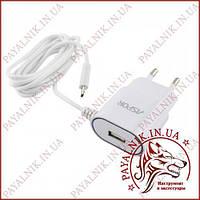 Зарядное устройство ASPOR Combo A818 plus (1USB 2.4A) + кабель Micro usb 1 метр