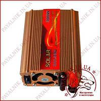 Инвертор c 12V в 220V Santer SFA-300W + USB (50-0180)