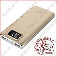 Power Bank GOLF LCD120 12000mah Gold