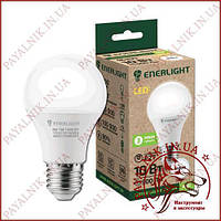 Лампа светодиодная ENERLIGHT A60 10W 4100K E27