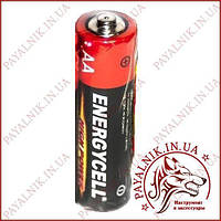 Батарейка Energycell 1.5v R6 (R6C-S4) AA солевая
