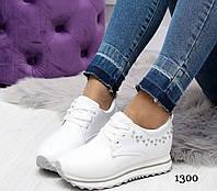 Кросівки жіночі ,повністью білі, фото 1