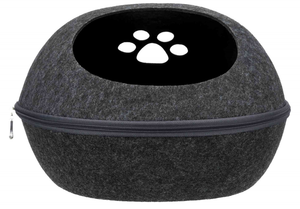 Trixie TX-36319 м'яке місце Liva Cat Cuddly 40 × 24 × 47 см (на змійці, брудовідштовхуючі )