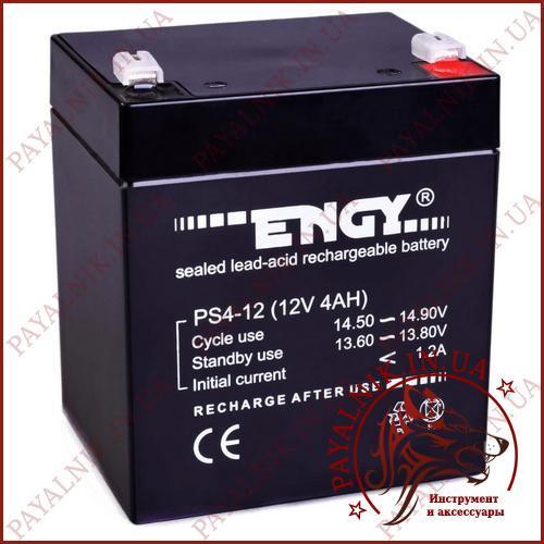 Аккумуляторная батарея 12v 4a Engy