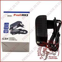 Сетевое зарядное устройство ProfiAks 5V 3A Micro Usb