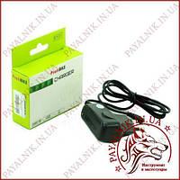 Мережевий зарядний пристрій ProfiAks 5v 0.5 a (6101)