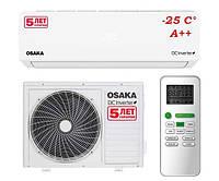Кондиционер OSAKA STVP-09HH POWER PRO INVERTER, компрессоры (Toshiba) ,-25