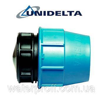 Заглушка 20 Unidelta