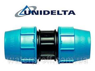 Муфта зажимная 75 Unidelta, фото 2