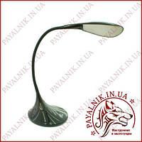 Лампа LED світильник настільний 9W TL-02B чорний