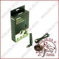 WIFI adapter 5GHz - 2.4GHz адаптер для компьютера двудиапазонный 433Mbps Edimax EW-7811UAC