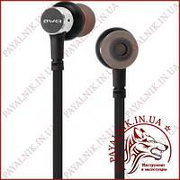 Навушники Awei B923 BL Black (бездротові, блютуз)