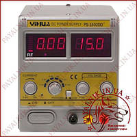 Лабораторный блок питания YIHUA 1502DD+, 15B, 2A (12-1404)