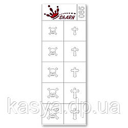Трафареты для аэрографии Sharn №085