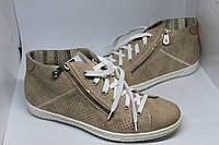 Женские туфли-кроссовки  RIEKER