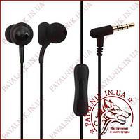 Навушники Remax RM-510 Earphone Black
