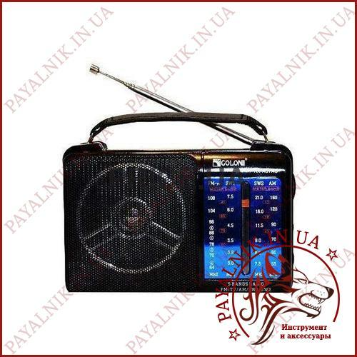 Колонка радио GOLON RX-A07AC