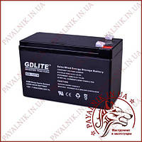 Аккумулятор свинцово-кислотный 12V 7AH GDLite GD-1270
