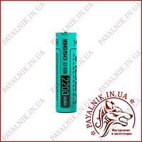 Літієвий акумулятор 18650 Videx 2200mah