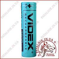 Літієвий акумулятор 18650 Videx 2800mah