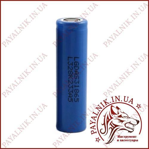 Літієвий акумулятор 18650 LG 2200mah