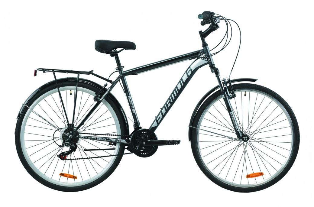 """Велосипед городской мужской 28"""" Formula Magnum AM Vbr 2020 стальная рама 20.5"""""""