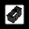 Центральный элемент модульного корпуса под тумблеры, фото 3