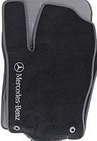 Текстильные коврики Mercedes-Benz W 222 S-класc с 2013 г LONG | Автоковрики EMC-Elegant Fortuna к626